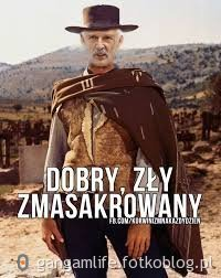 Dobry ? Zły ? Zmasakrowany !!! Korwin Eastwood atakuje .