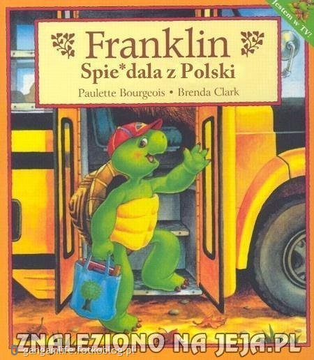Franklin Pierwsza seria :D