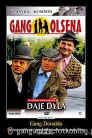 Gang Donalda , złodziejów banda