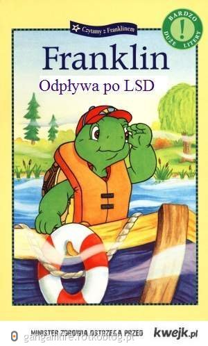 Franklin po LSD