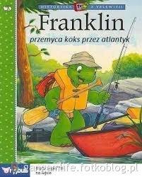 Franklin przemyca koks :D