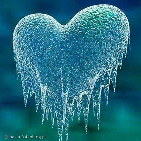 czasem trzeba miec serce z lodu..