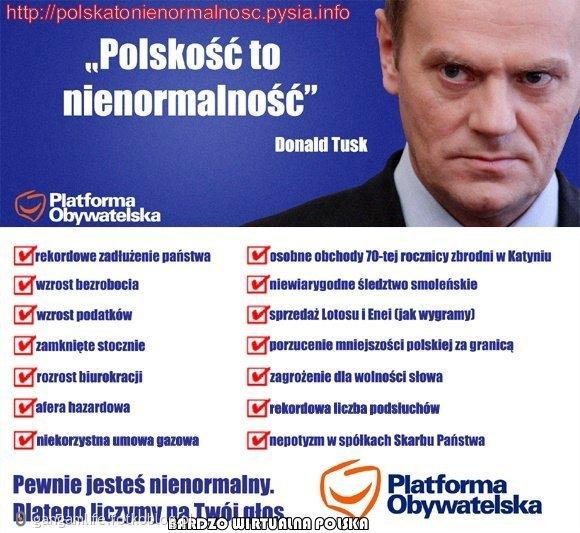 kilka nowych obietnic od PO :)