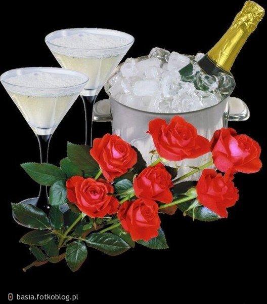 wiec pora mrozić szampana