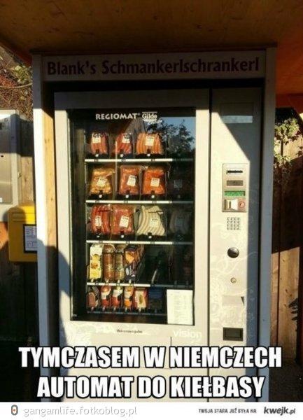 To już automaty z napojami nie wystarczą ?