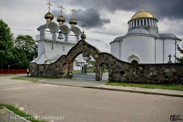 Cerkiew Podwyższenia Krzyża Świętego w Jałówce