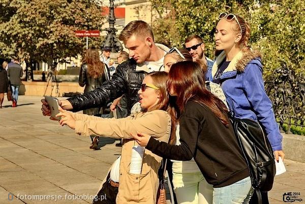 Pamiątkowe selfie :)