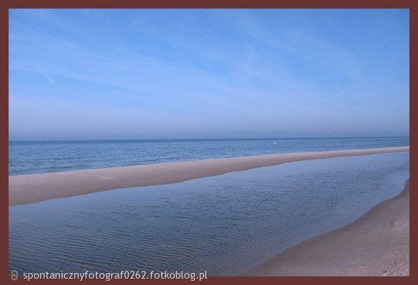 Widokowka prosto z morza Bałtyckiego:)