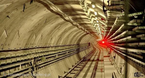 Światełko w tunelu.