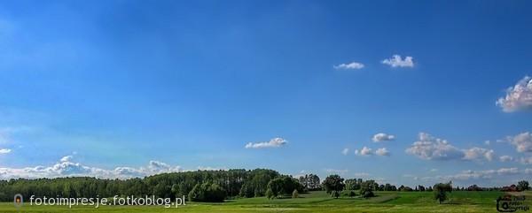 Gdzieś na Kurpiowsko Mazowieckim pograniczu.