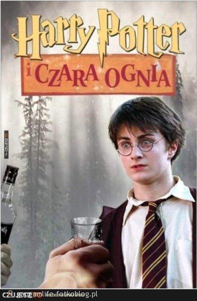 Harry Potter i czara ognia - wersja Polska :D