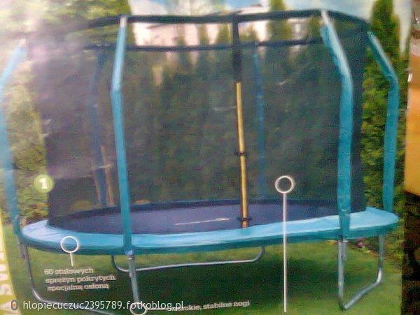 Trampolina hey trampolin