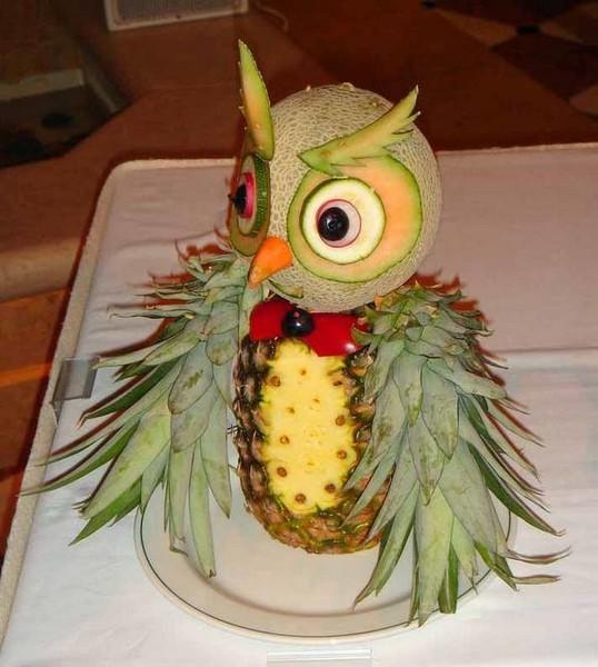 hej to ja sówka ananasówka