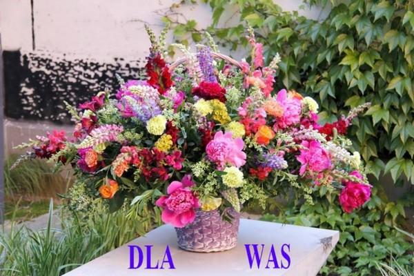 Kwiatowo...na weekend..
