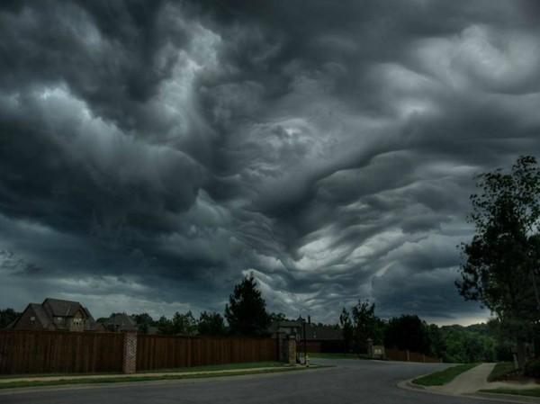 będzie burza..