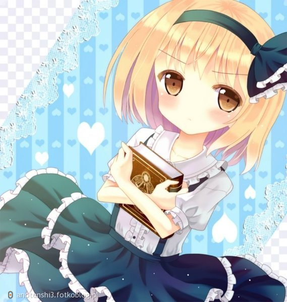 Mała Alice Margatroid