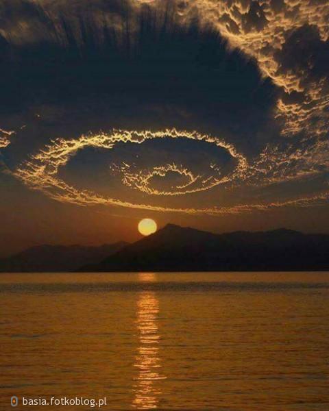 ..tańcząc w chmurach..