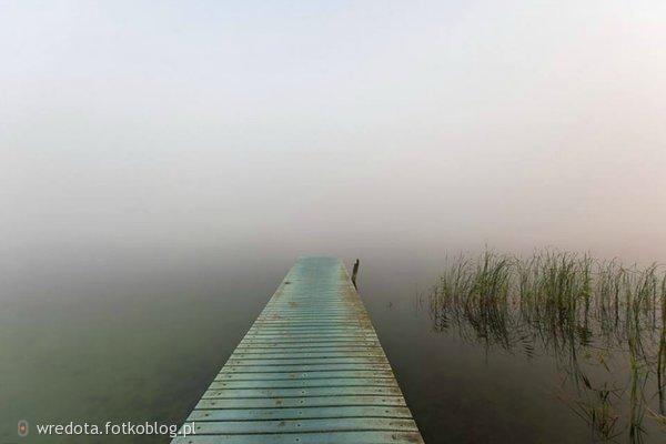 ..a kiedy mgła opada.....