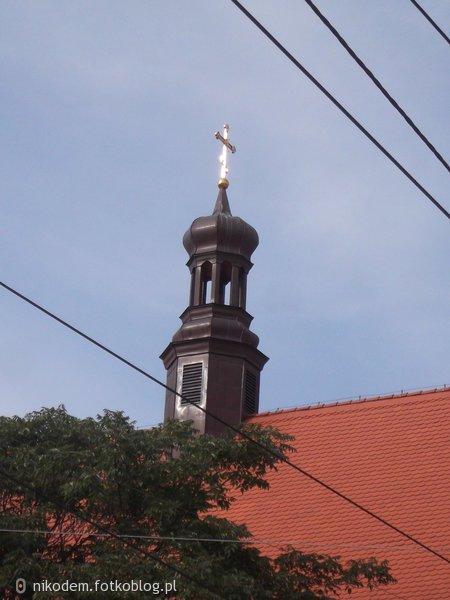 Kościół św. Anny.