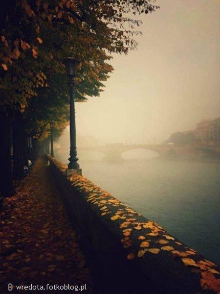 kiedy mgła(dym) opada