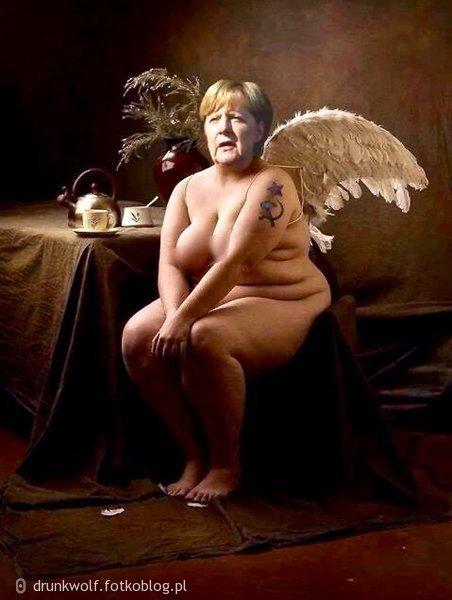 wesołych świąt. Danke Merkel.!!