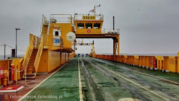Prom na wyspę Aspö