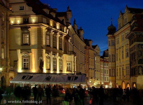 Praga i jej nocne klimaty