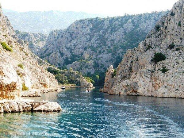 ...Chorwacja -Uvala Zavratnica (Zatoka Zavratnica)