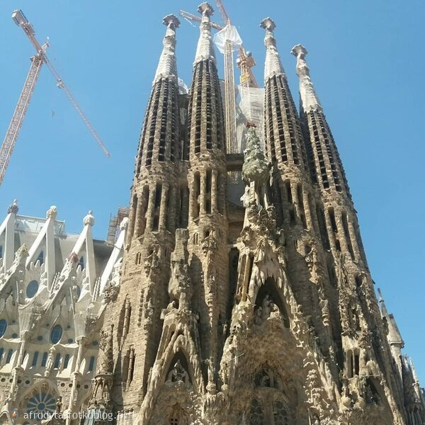 ..Barcelona-Sagrada Familia