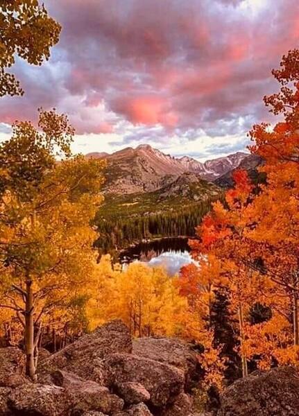 z barwami jesiennymi pozdrowienia...