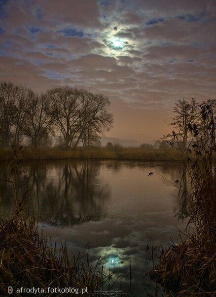 takie tam ładne i ten księżyc!!!!