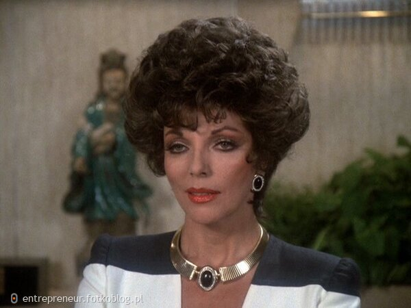 Joan Collins as Alexis 58