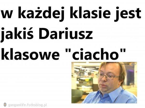 Pamiętacie Dariusza?