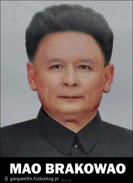 chinski odpowiednik pana jarosława k.