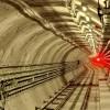 Światełko w tunelu.  :: Niestety, na raźie jeszcze czerwone.