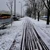 Zima w mieście...  :: Jak do tej pory jest łaskawa i dla rowerzyst&amp;oacute;w.&a<br />mp;nbsp;