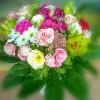 Najpiękniejsze kwiaty pochodzą z głębi serca.  ..  ::