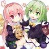 Hata no Kokoro i Komeiji Koishi  :: http://www.pixiv.net/member_illust.php?mode=medium&illust_id=56875243