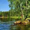 nad jeziorem..udany wypoczynek  ::