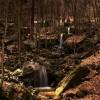 magiczne miejsce  :: Wodospady Pośny