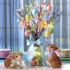 ..i święta..  :: Gdy nadejdzie Wielkanocny poranek Niech spełnią się życzenia tęczowych pisanek... Mazurk&oa