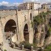 ..przez sport mozna zobaczyć też coś więcej.....  :: Hiszpania  miasto -Ronda  ciekawe   -zwiedzanie Miasto pełne zapomnianych tajemnic...