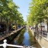 ...pozdrowienia z Amsterdamu...  :: ..bedąc na spacerze zauwazyłem kiedys fajny napis na murze ,z tego co pamietam to był mur klasztoru&