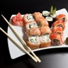 Japanese sushi seafood  ::