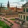 Drezno...niem. Dresden  :: Drezno – miasto we wschodnich Niemczech, na Pogórzu Zachodniosudeckim, położone