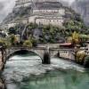 Bard...Włochy  :: Wlochy...miejscowość i gmina we Wloszech,region i dolina Aosty.